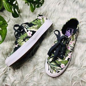 Vans Tropical Classic Sneaker Aztec Boho Floral